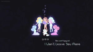 Bee and Puppycat: Lazy in Space – T01E13 – I Won't Leave You Alone [Sub. Español]