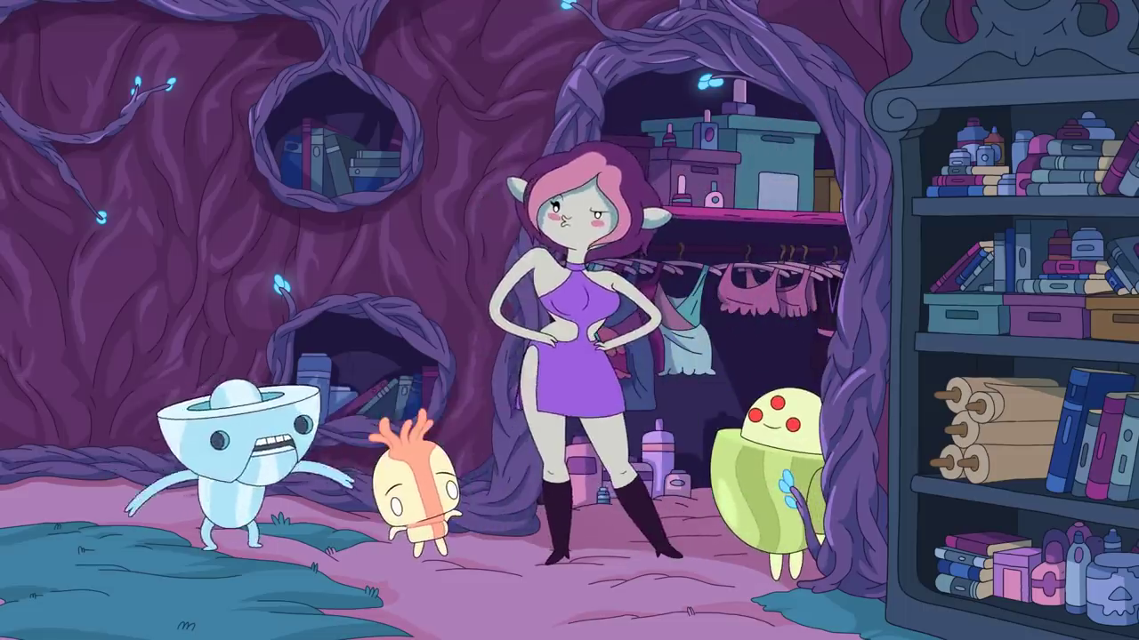 Bravest Warriors – T4E07 – All I Wish Is To Be Alone [Sub Español]