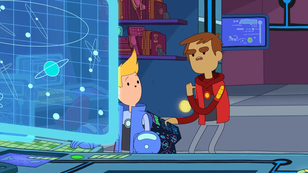 Bravest Warriors – T4E32 – Your Life is in Your Hands [Sub Español]