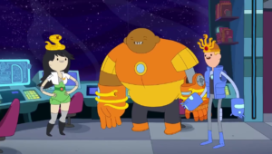 Bravest Warriors – T4E34 – Everybody's Coming, Leave Your Body At The Door [Sub Español]