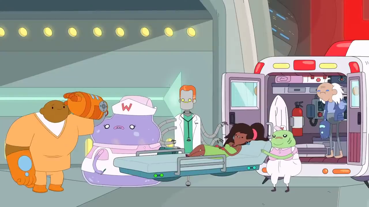Bravest Warriors – T4E47 – I Just Can't Cope Without My Soap [Sub Español]