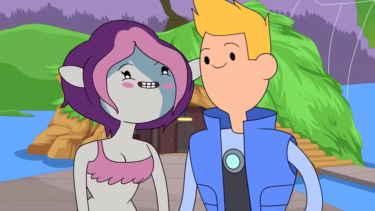 Bravest Warriors – T4E49 – Out Of Reach, Not Good Enough [Sub Español]
