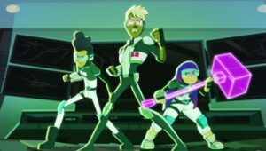 Glitch Techs – T02E09 – I'm Mitch Williams [Sub. Español]