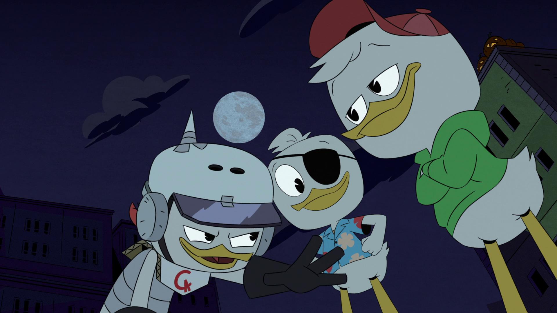 DuckTales – T03E10 – The Trickening! [Sub. Español]