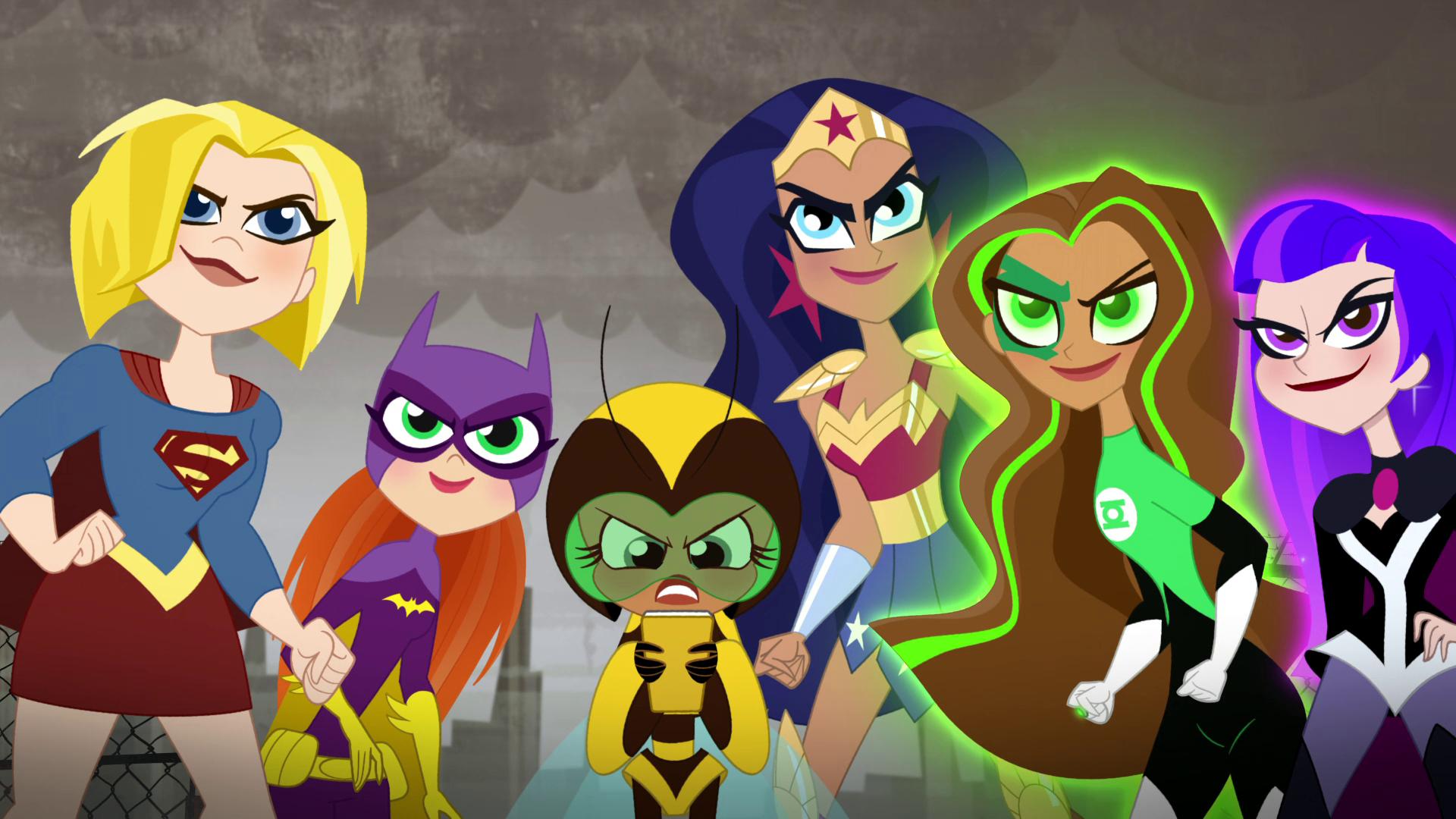DC Super Hero Girls – T1E20 – #SuperHeroBoys (Part 1) [Sub. Español]