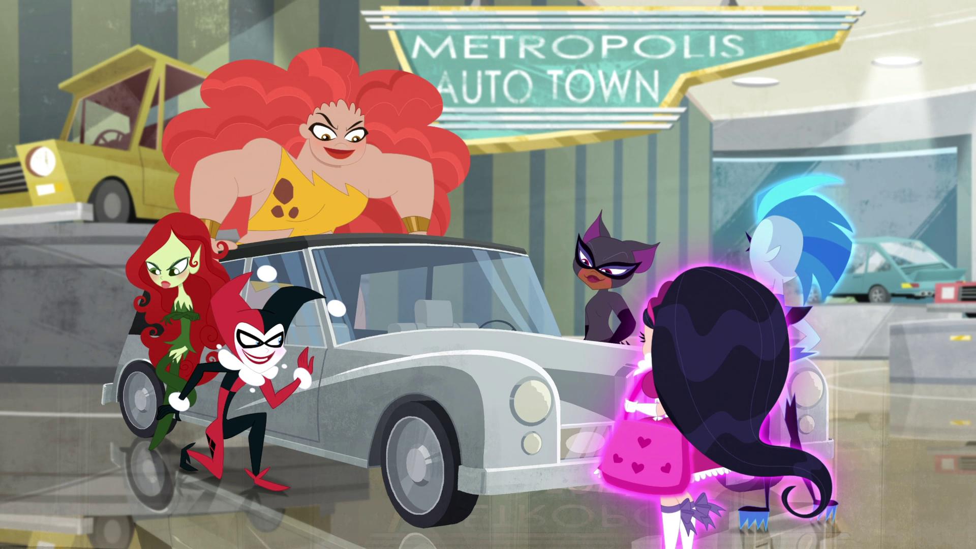 DC Super Hero Girls – T1E23 – #Frenemies (Part 2) [Sub. Español]