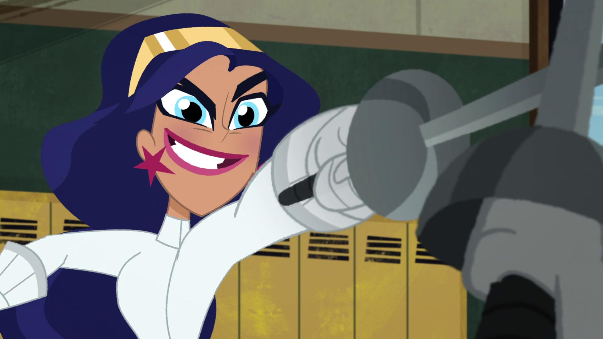 DC Super Hero Girls – T1E24 – #SoulSisters (Part 1) [Sub. Español]