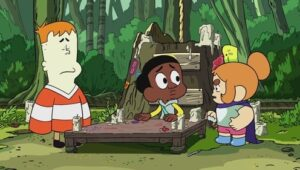 Craig of the Creek – T01E10 – The Curse [Sub. Español]