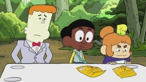 Craig of the Creek – T01E07 – Sunday Clothes [Sub. Español]