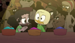 DuckTales – T03E14 – The Split Sword of Swanstantine [Sub. Español]