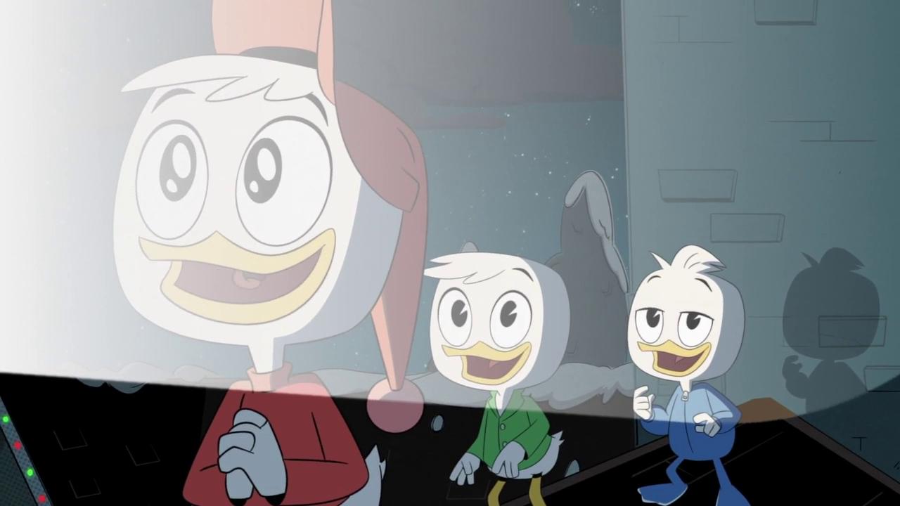 DuckTales – T03E18 – How Santa Stole Christmas! [Sub. Español]
