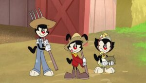 Animaniacs – T01E09 – Here Comes Treble/That's Not the Issue/Future Brain/The Incredible Gnome in People's Mouths [Sub. Español]