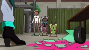 Kipo and the Age of Wonderbeasts – S02E09 – All That Glitters [Sub. Español]