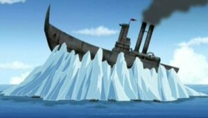 Avatar: The Last Airbender – T1E19 – The Siege of the North Part 1 [Sub. Español]