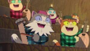 Kipo and the Age of Wonderbeasts – S01E03 – Real Cats Wear Plaid [Sub. Español]