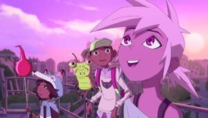 Kipo and the Age of Wonderbeasts – S01E06 – Ratland [Sub. Español]