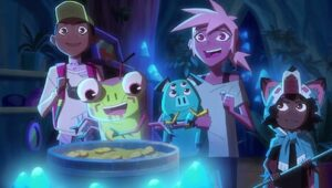 Kipo and the Age of Wonderbeasts – S02E02 – The Goat Cheese Prophecy [Sub. Español]