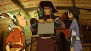 Avatar: The Last Airbender – T1E09 – The Waterbending Scroll [Sub. Español]