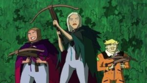 Kipo and the Age of Wonderbeasts – S03E06 – It's a Trap [Sub. Español]