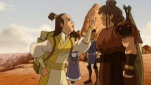 Avatar: The Last Airbender – T1E11 – The Great Divide [Sub. Español]