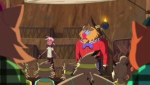 Kipo and the Age of Wonderbeasts – S03E03 – A Wolf in Wolf's Clothing [Sub. Español]