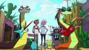 Kipo and the Age of Wonderbeasts – S01E04 – Cactus Town [Sub. Español]