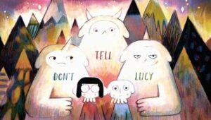Summer Camp Island– T03E08 – Don't Tell Lucy [Sub. Español]