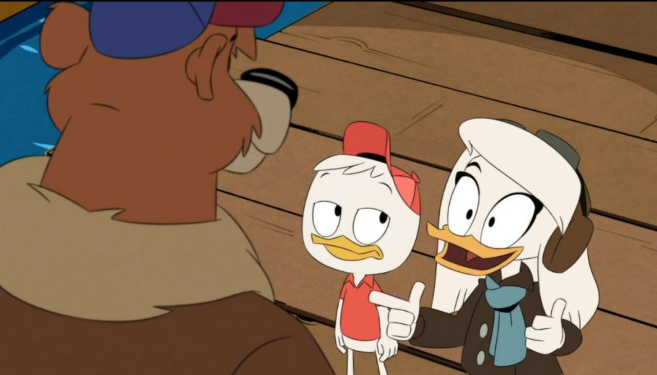 DuckTales – T03E20 – Beaks in the Shell [Sub. Español]