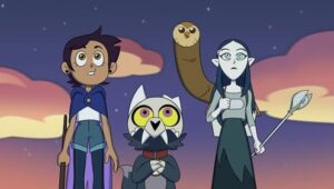 The Owl House – T02E03 – Echoes of the Past [Sub. Español]