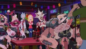 Rick and Morty – T5E05 – Grickfitti Amortycano [Sub. Español]