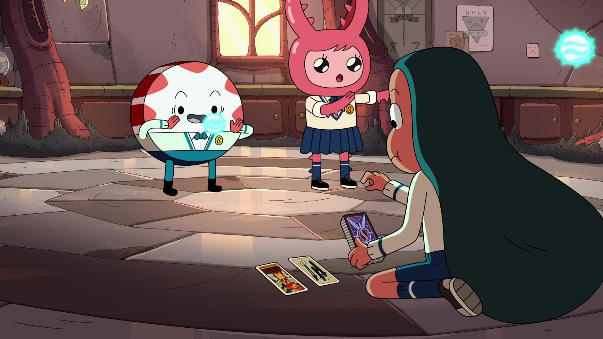 Adventure Time: Distant Lands – T01E04 -Wizard City [Sub. Español]