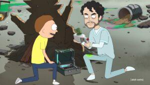 Rick and Morty – T5E09 – Forgetting Sarick Mortshall [Sub. Español]